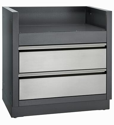 IM-UGC485-CN Oasis Modular Island Under Grill Cabinet for Built-In Grill LEX 485  in