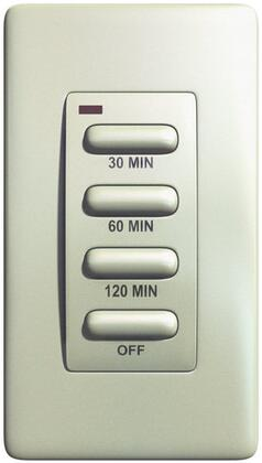 TM/R-2-A Wireless Remote Wall Mount Fireplace Timer System with LCD