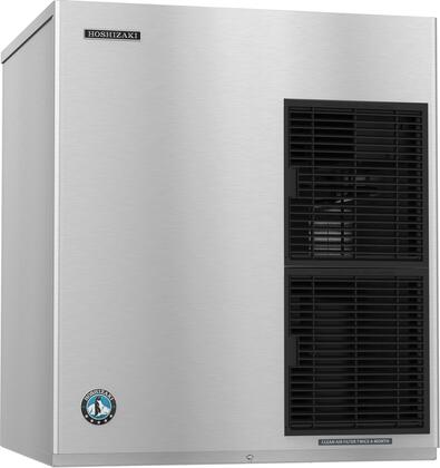F-1501-MAJ-C 30 inch  Stainless Steel Modular Ice Maker with Cubelet Cubes  12300 BTU Heat Rejection  12 Gallon per 100 lbs  Air Cooled