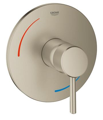 Concetto 29100EN1 Pressure Balance Valve Trim in Brushed