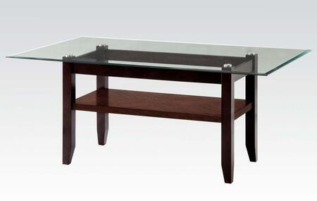 71370 Ripley Counter Height Table with Glass Top in