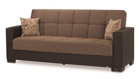 Armada Collection ARMADA SOFA #14 BRN/BRN 20-440/05-181 88