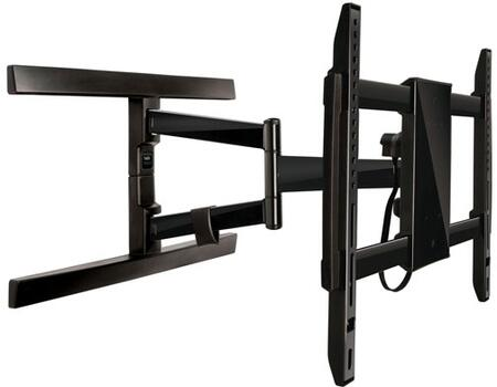 Digital 7846b 28 inch  Tilt/Pan ARTG Arm Mount with Decorative Wall Plate and End Caps in Piano