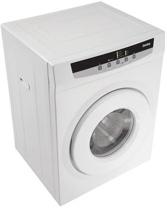 Danby DDY060WDB 24 Portable Dryer, White