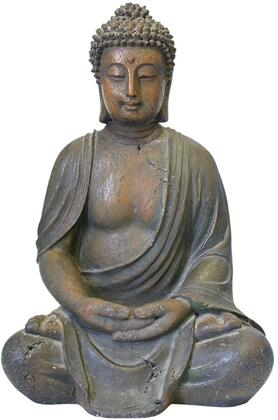 Alpine GEM170 Buddha Statue Decoration