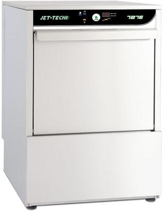 727E High-Temp Cup and Glasswasher Electronic Series with 30 Racks of Hourly Cleaning  2.9 Gallons Wash Tank Capacity  150 Degrees F Wash Temperature  in