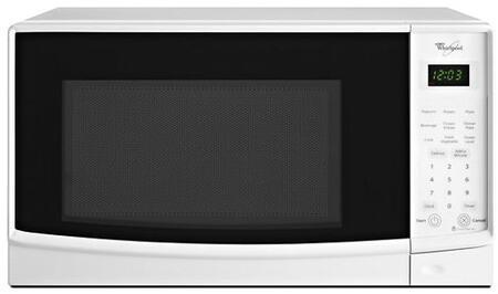 Whirlpool 0.7 Cu. Ft. Compact Microwave White WMC10007AW