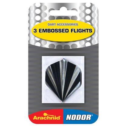 NDEMB Arachnid and Nodor Three-Pack Dart Embossed