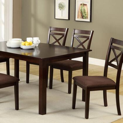 Click here for Weston II CM3400T-7PK 7 Pc. Dining Table Set with... prices