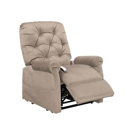 Classica NM200-OCM-A01 33 inch  Power Recliner Lift Chair with 3-Position Mechanism  Furniture Grade Hardwood/Plywood Frame and S-Spring and Foam Seat Construction