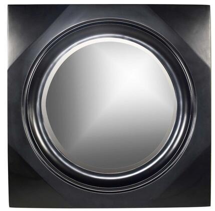 40246 Spruce Mirror in Black
