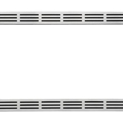 NNTK932SS 30 inch  Trim Kit for Select Microwaves  Compatible Models: NN-SE982S  NN-SN973S  NN-SD997S