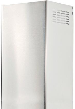 Cavaliere Wall-Mount 11-12ft Chimney