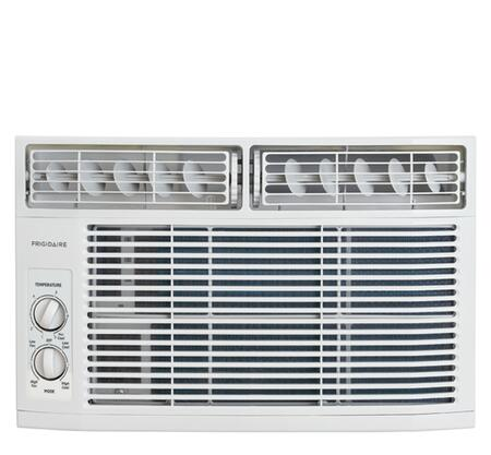 "FFRA0611R1 19"" Window Air Conditioner with 6000 BTU Cooling  Quick Cool & Quick Warm  Effortless Temperature Control  Effortless Restart and Effortless Clean"