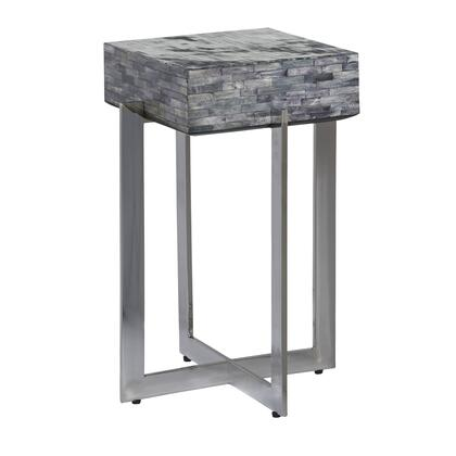 P020412 Calvin Bone Inlay Accent Table In