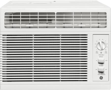 AHU05LY 17 Window Air Conditioner with 5000 BTU Cooling Capacity  2 Fan Speeds  2 Way Adjustable Louver  EZ Mount  R410A  in