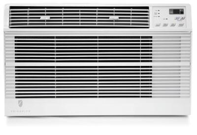 US10D30C 25 Uni-Fit Series Energy Star  Thur the Wall Air Conditioner with 9800 Cooling BTU  285 CFM  6 Way Air Flow  24 Hour Timer and Washable