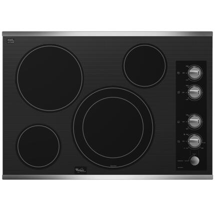 Click here for G7CE3034XS Gold 30 Smoothtop Electric Cooktop With... prices