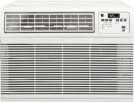 AHM18DY 27 Energy Star Qualified Window Air Conditioner with 18000 BTU Cooling Capacity  3 Fan Speeds  Timer  Remote Control and EZ Mount in
