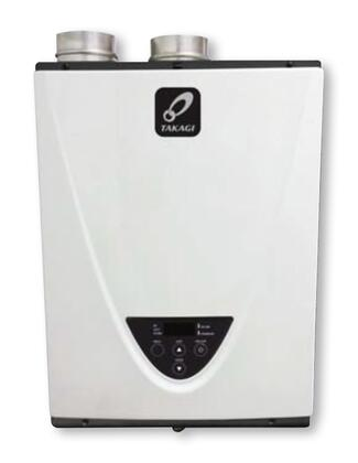 TH3SDVNG Indoor High Efficiency Condensing Tankless Natural Gas Water Heater  with Energy Star Rating  8.0 Max GPM  Erosion Resistant Heat Exchanger
