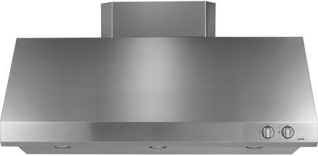 CV48SSLSS 48 inch  Professional Range Hood with 940 CFM  3 Halogen Lamps  Infrared Warming Lamps  in Stainless