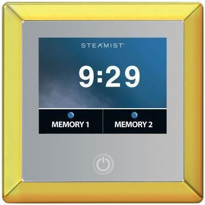 450-PG Total Sense Steambath Residential Control  in Polished