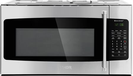 Thor Kitchen HOR3001 30 Countertop Microwave Ovens 1.7cu.ft Build-in Stainless Steel Charcoal Filter Sensor Cooking
