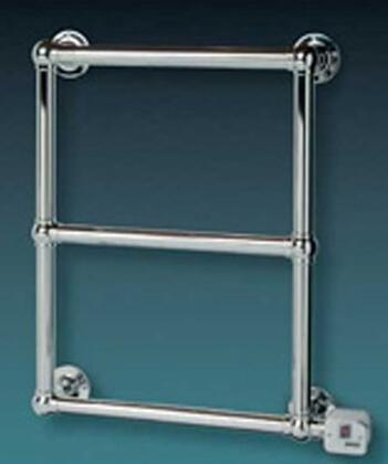 EB-34-1-SN Saxby Traditional Electric Towel Warmer In Satin