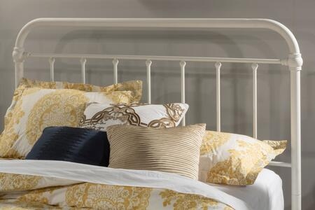 Kirkland Collection 1799HTWR Twin Size Headboard with Rails  Open-Frame Panel Design and Sturdy Metal Construction in Soft