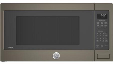 GE PES7227ELES 25 Inch 2.2 cu.ft. Capacity Countertop Microwave