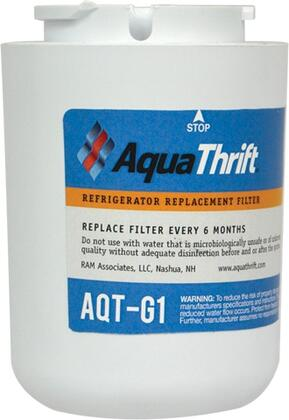 AQT-G1 Refrigerator Replacement Filter with Advanced Multi-Stage Filtration Technology Fits GE