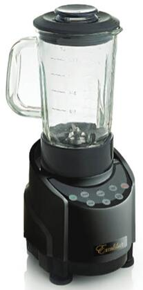 Exsb1000b Compact 1 Horsepower 600 Watt 48 Oz. Blender With Unbreakable Tritan Container  High/low Controls  Stainless Steel Blade  And 2 Year