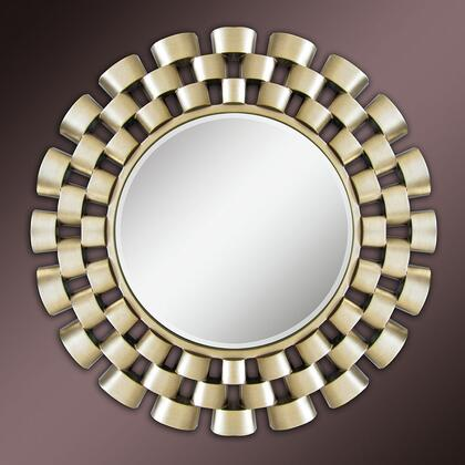 Ives Collection 97101 50 inch  Accent Mirror in Champagne