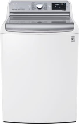 """WT7700HWA 29"""""""" Energy Star Rated Top Load Washer with 5.7 cu. ft. Neverust Stainless Steel Drum  Direct Drive Motor  Steam Technology and TurboWash Technology"""" 438307"""