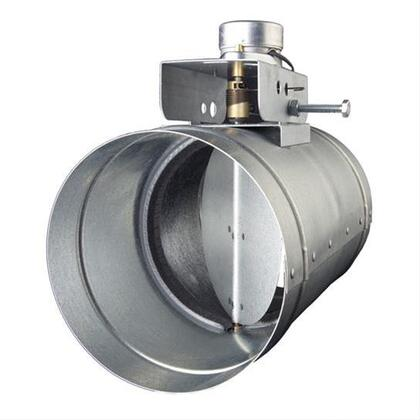 MD8S 8 inch  Automatic Make-Up Air Damper