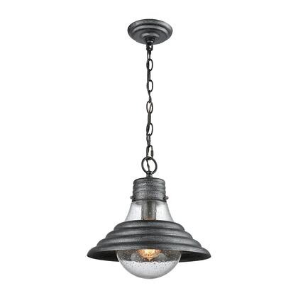 565711_Stratham_1_Light_Pendant_in_Silvered_Graphite_with_Seedy