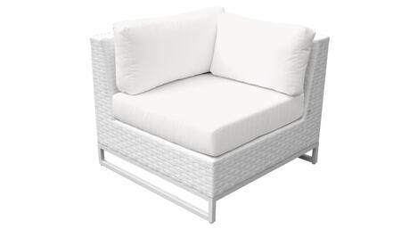 Tkc047b-cs Miami Corner Sofa With 1 Cover In Sail