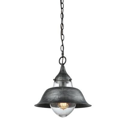 565701_Stratham_1_Light_Pendant_in_Silvered_Graphite_with_Seedy