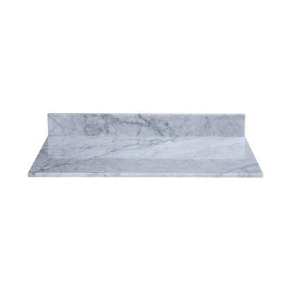 MAVT310WT_Stone_Top_-_31-inch_for_Vessel_Sink__in_White_Carrara