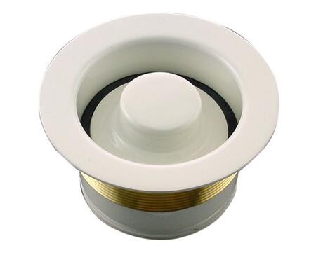 CSFS-BS-93 Biscuit Disposer Sink Flange Replacement Chrome Sink