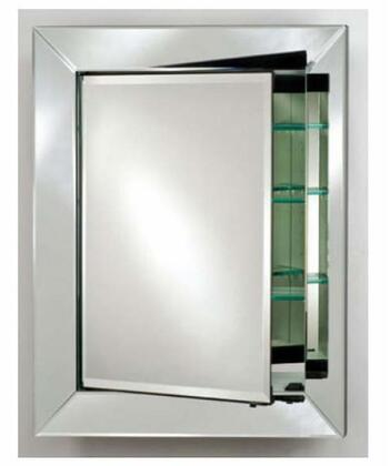 SDRADC Single Door Radiance Contemporary Cabinet