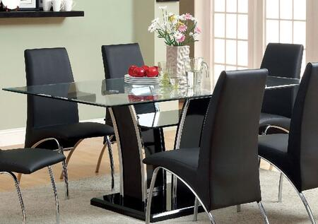 Glenview Collection CM8372BK-T-TABLE 72
