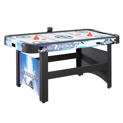 NG1009H Face-Off 5' Air Hockey Table with High Output Blower System and Electronic Scoring