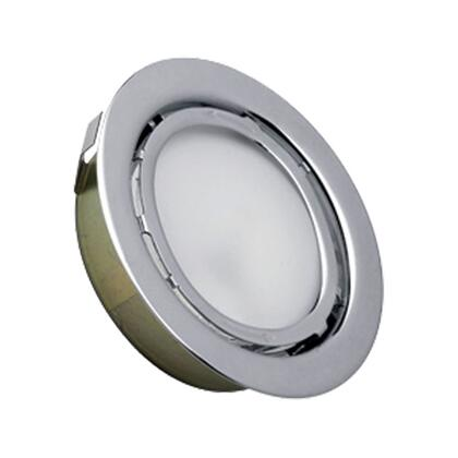 A710DL/29 Aurora 1 Light Recessed Disc Light In Stainless
