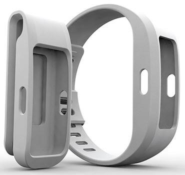 IFITBAND-W iFit Active Accessory Band & Clip in