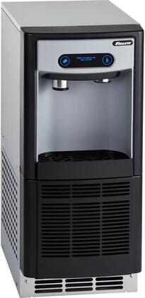 7UC100A-IW-NF-ST-00 7 Series Ice and Water Dispenser Ice Machine with 125 Daily Ice Production  7 lb Storage  Nema