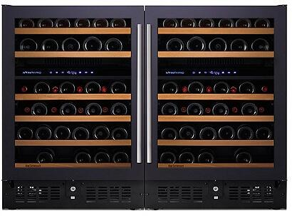 Click here for 237870392 48 NFINITY PRO Double S Wine Cellar with... prices