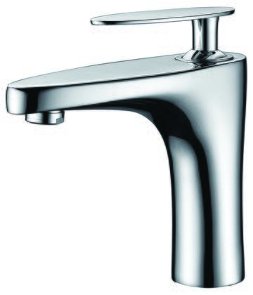AI-1782 Single Hole CUPC Approved Brass Faucet In Chrome