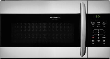 Frigidaire FGMV155CTF Gallery Series 30 Inch Over the Range 1.5 cu. ft. Capacity Microwave Oven