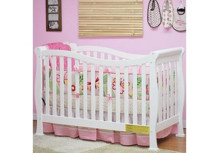 6005W Athena Nadia 3-in-1 Convertible Crib in